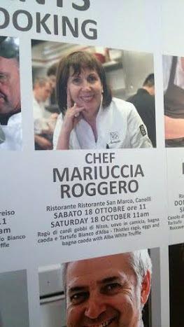 Sterneköchin Mariuccia Roggero | Miram Zils by Arthurs Tochter Kocht