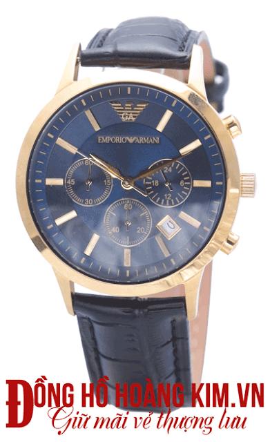 Đồng hồ nam armani đẹp