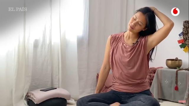 Vídeo para iniciarse: Organización Mundial de la Salud recomienda practica de Yoga