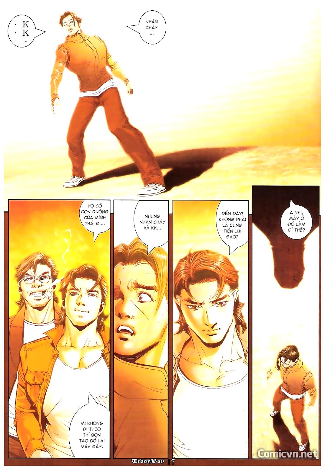 Người Trong Giang Hồ - Chapter 1221: Cái chết Đại Thiên Nhị - Pic 14