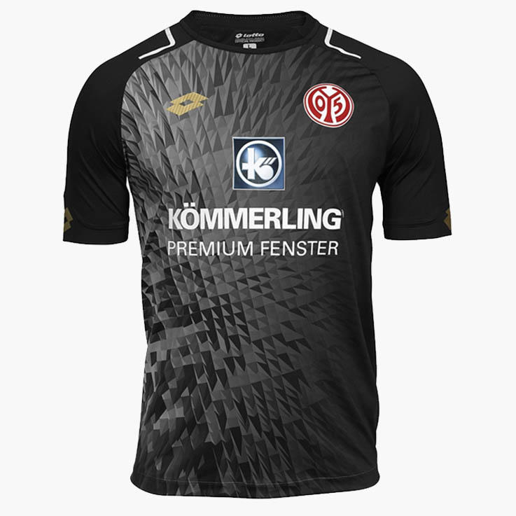 Très Mainz 17-18 Home, Away and Third Kits Released - Footy Headlines BU05