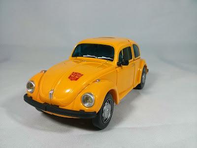 masterpiece Bumblebee volkswagen