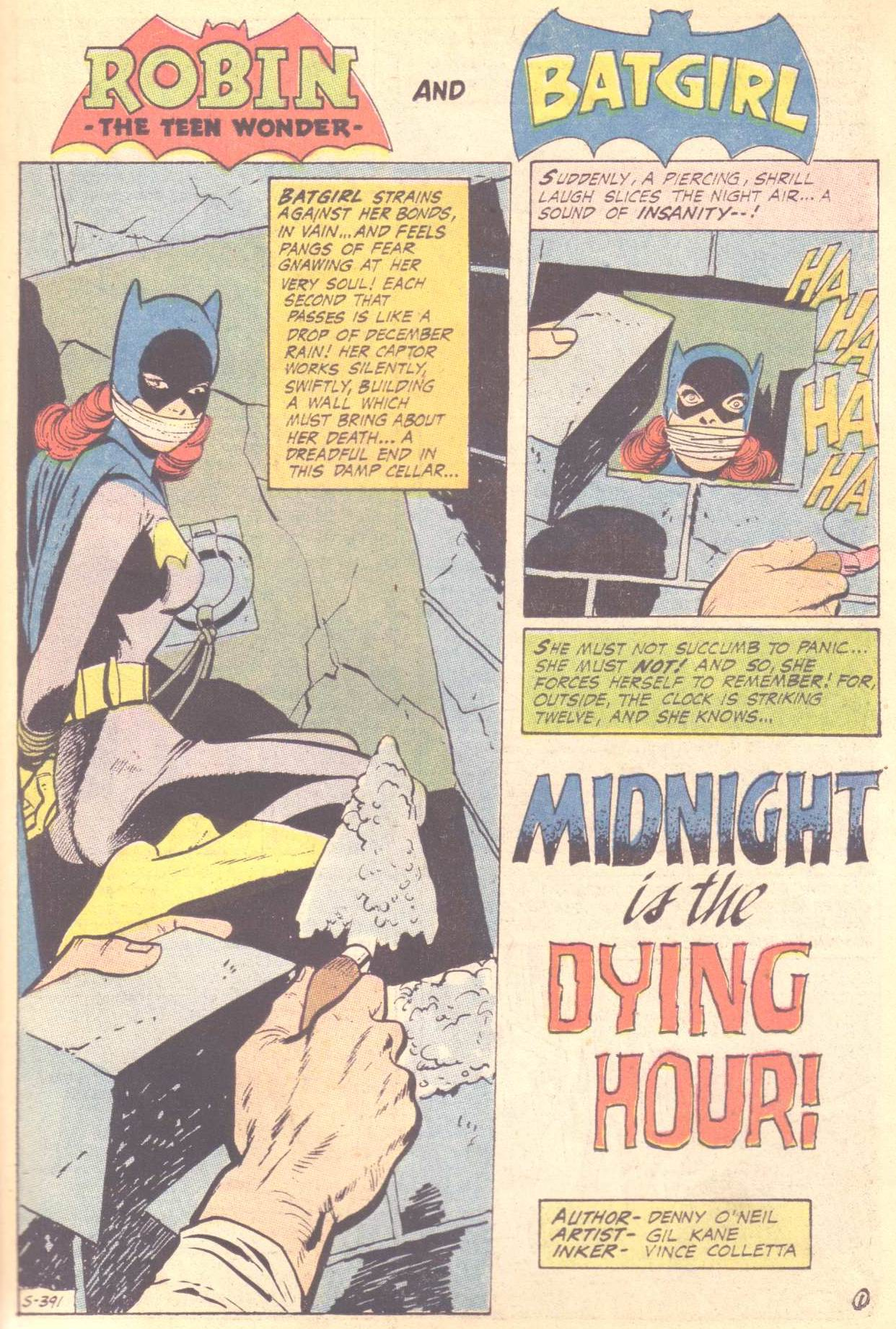 Detective Comics (1937) 401 Page 22