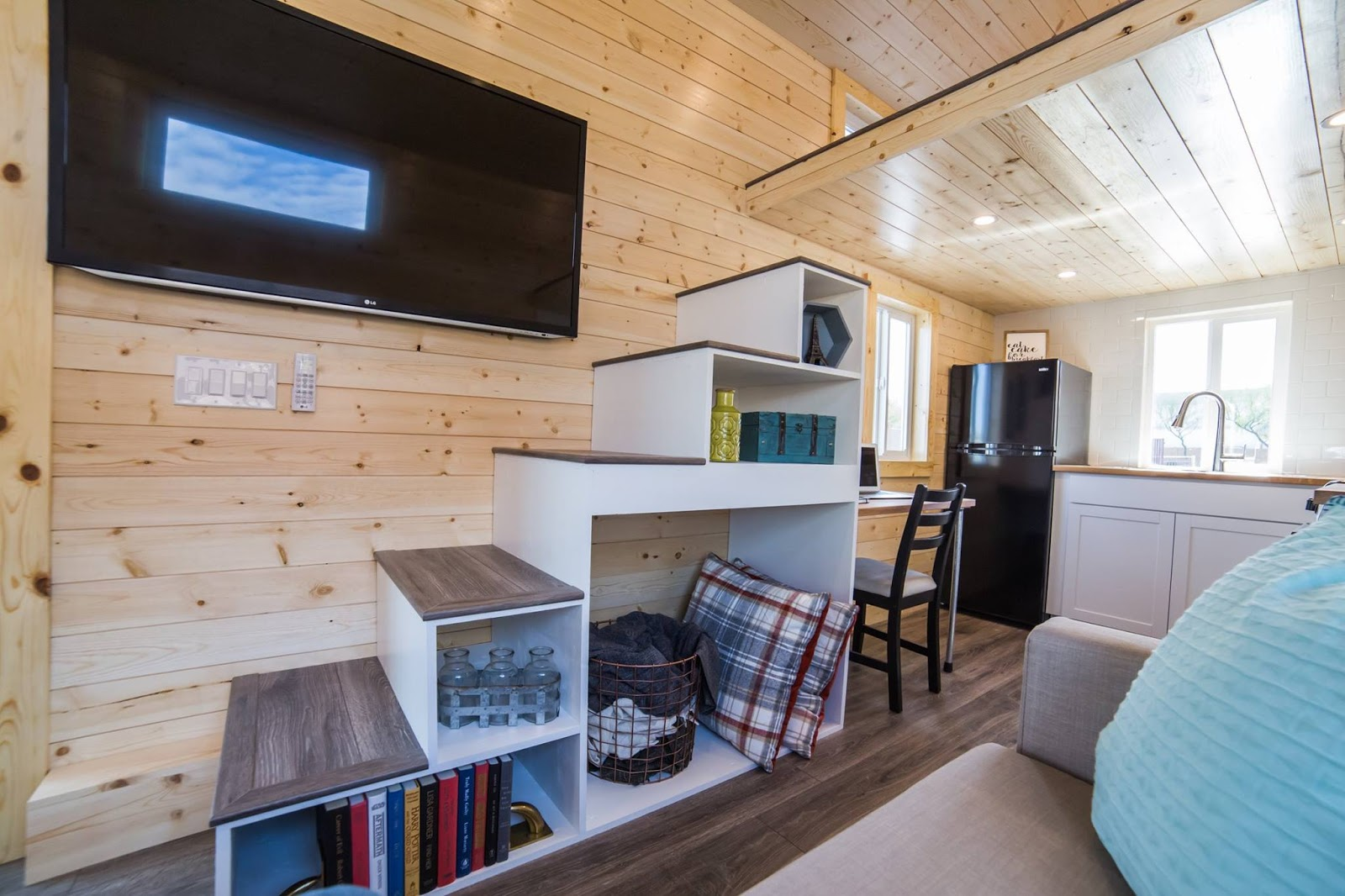 Tiny house town the mansion elite 350 sq ft for 350 sq ft house