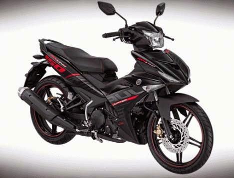 Spesifikasi Dan Harga All New Yamaha Jupiter MX King