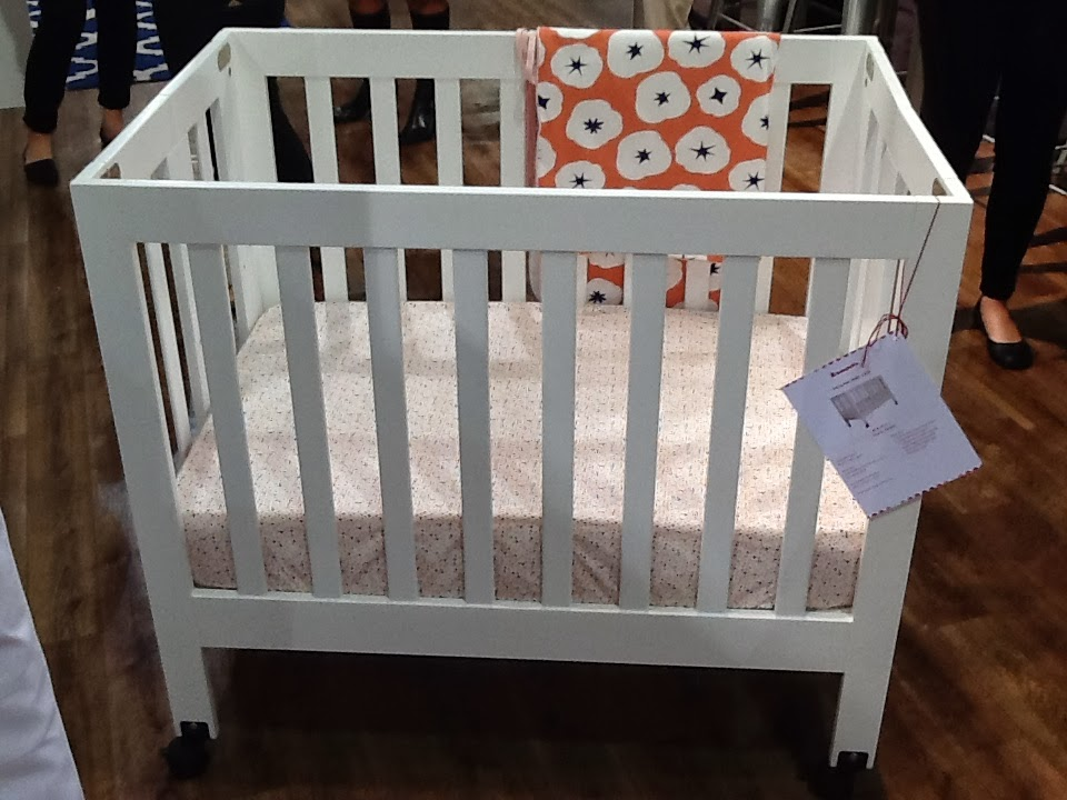 It Will Fit A Standard Mini Crib Mattress And Sheets Easily Fold Up To Away Be Available In White