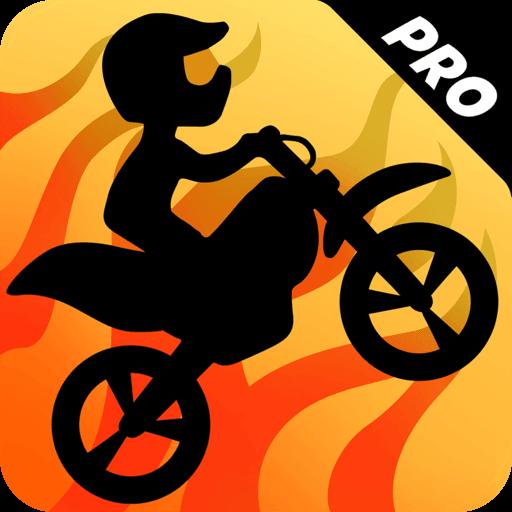 Bike Race Pro Mod (Mở Khóa Xe, Level) – Game đua xe địa hình cho Android