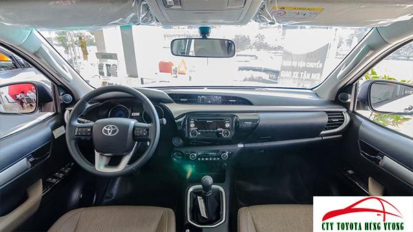 Giá xe, thông số kỹ thuật và đánh giá chi tiết bán tải Toyota Hilux 2018 nhập khẩu - ảnh 22