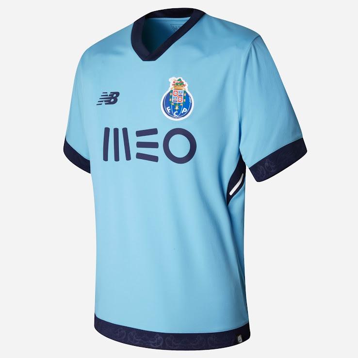 Porto 17-18 Third Kit Released - Footy Headlines 15e225796