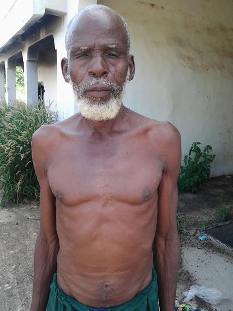 Meet the Boko Haram that was arrested today