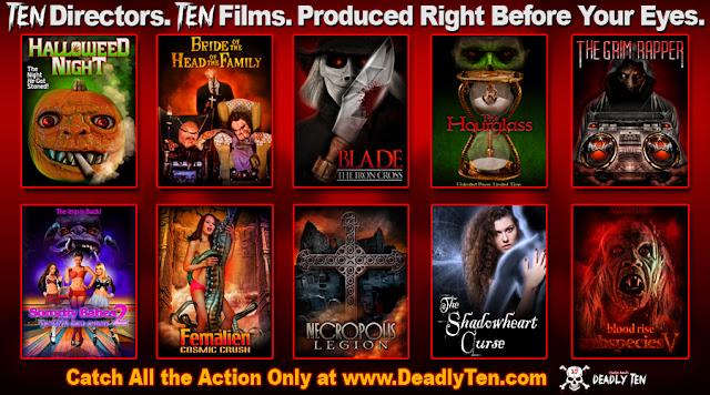 "Full Moon Features presenta ""Deadly Ten"": 10 películas de terror producidas ante tus ojos"