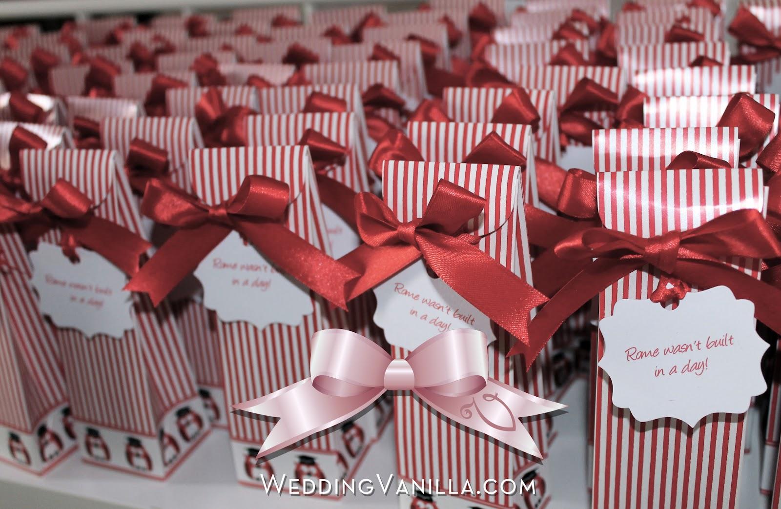 Preferenza Vanilla Wedding Design: Le nostre idee per la tua festa di laurea NH89