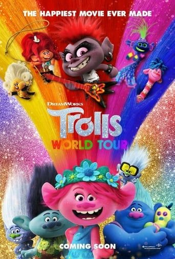 Trolls World Tour (2020) English 720p WEB-DL 750MB ESubs