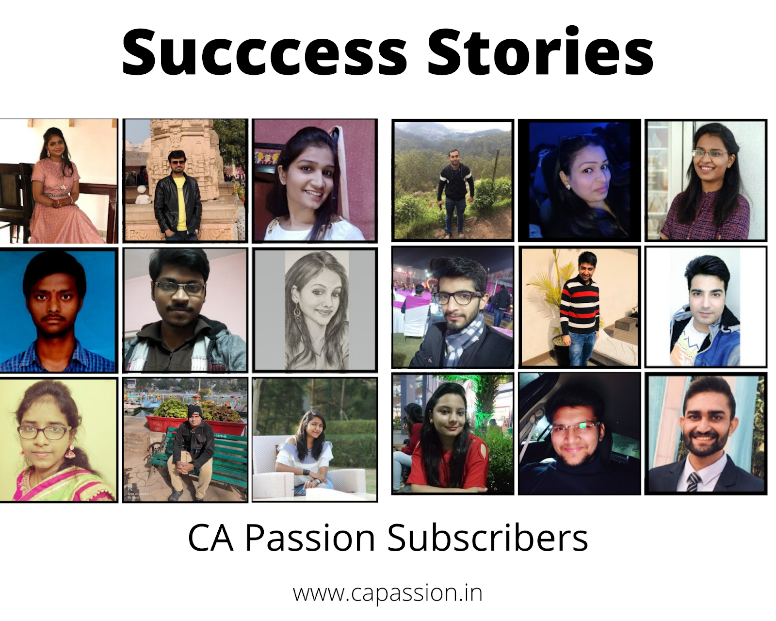 CA Passion - The Most Popular & Trusted website for CA Students & Members