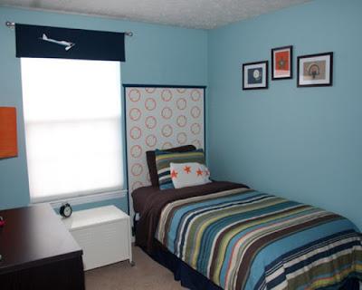 desain kamar tidur remaja laki-laki