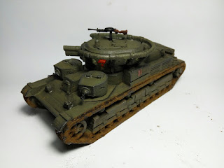 [La escuadra de la semana] T-28 Soviético
