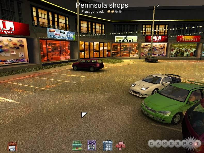 Street Racer Games Online