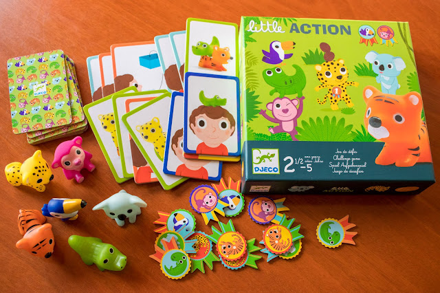 recenze hry Little Action