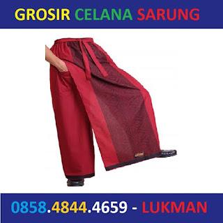jual sarung celana palembang