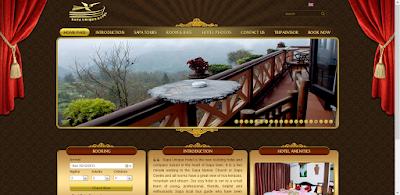 ONME-thiết kế website khách sạn chuyên nghiệp, giá rẻ