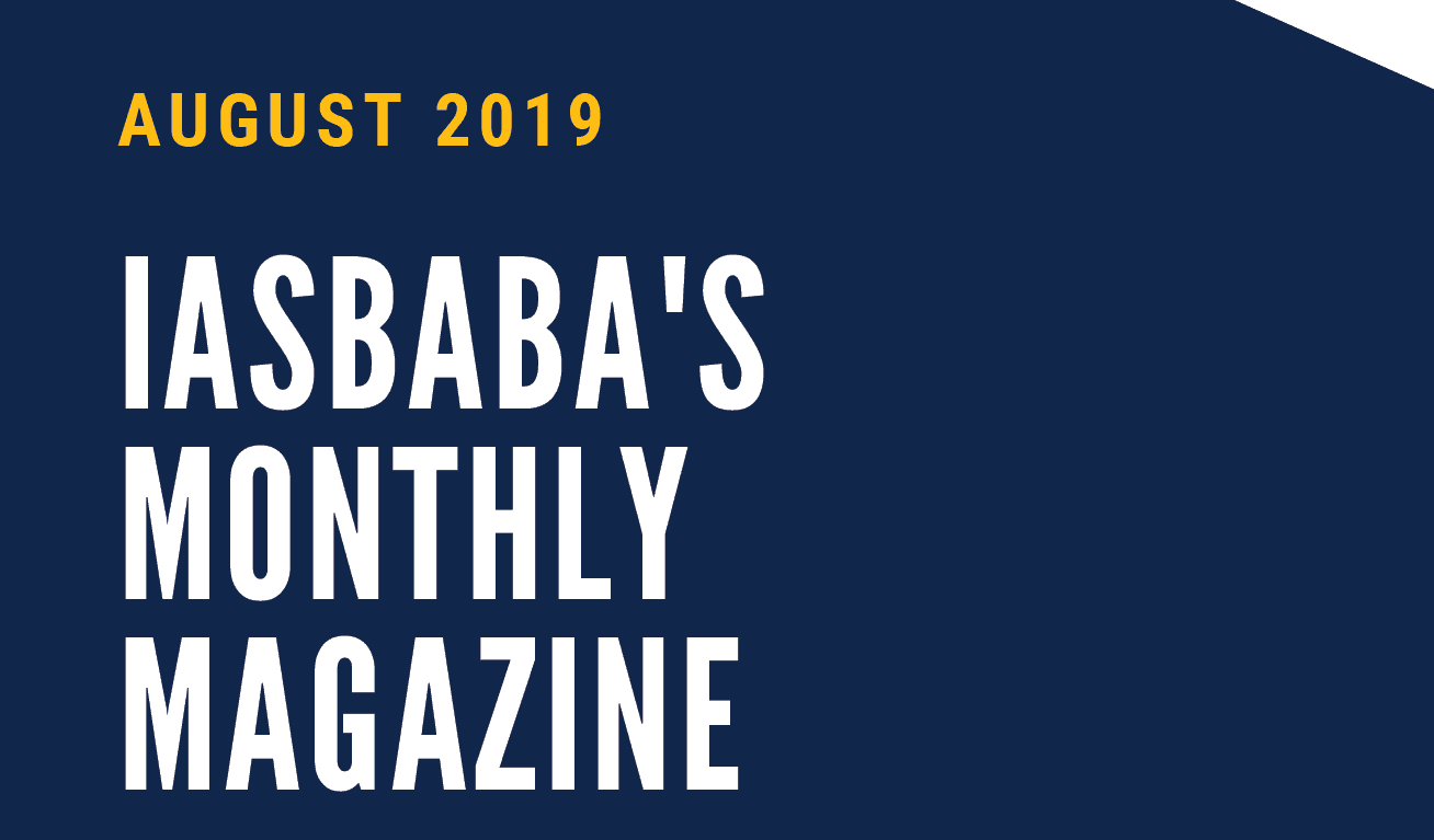 iasbaba Current Affairs August 2019