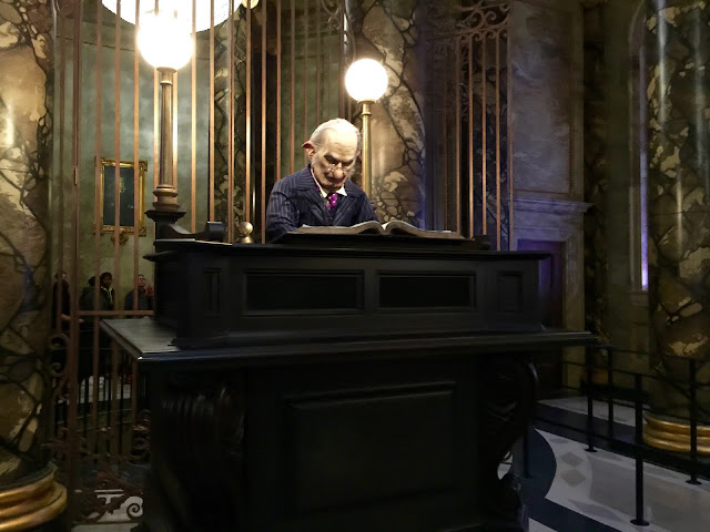 Gringotts at The Wizarding World of Harry Potter by freshfromthe.com