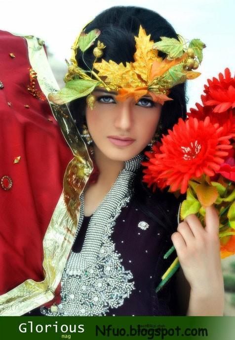 Pakistani Model Nimra New Latest Photoshoot-4561