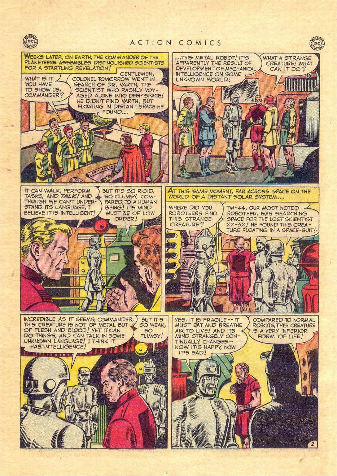 Action Comics (1938) 156 Page 16