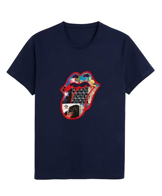 Tshirt Like a Rolling Stone @VilebrequinSA #Fashion #Swimwear