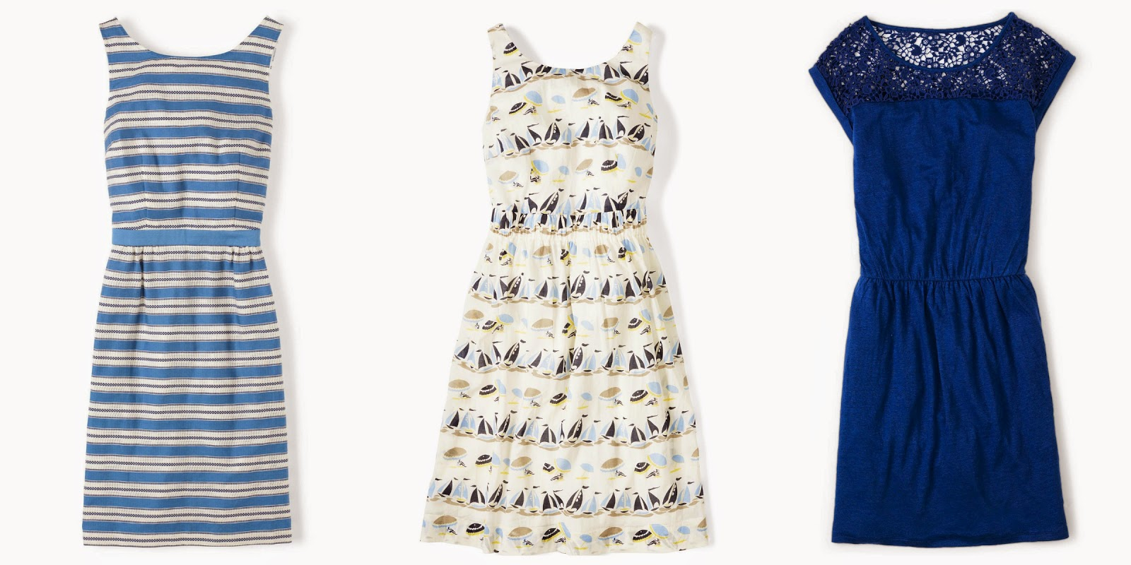 Nautical by Nature | Spring summer dresses