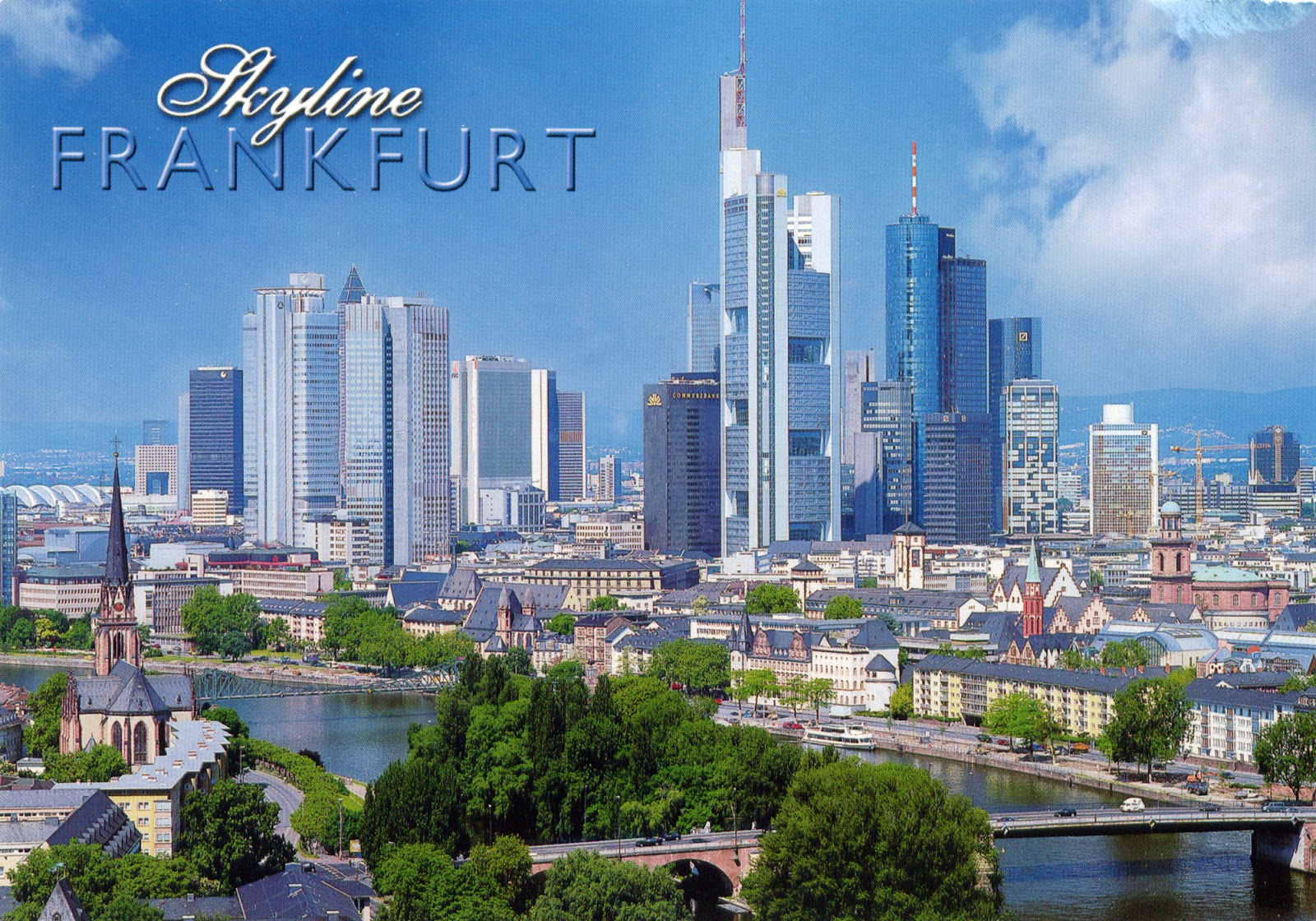 world come to my home 0410 0413 1368 2637 germany hesse skyline of frankfurt am main. Black Bedroom Furniture Sets. Home Design Ideas