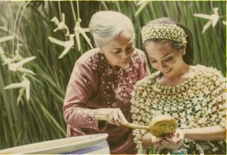 Ngebakan Siraman dalam Tata Cara Pernikahan Adat Sunda