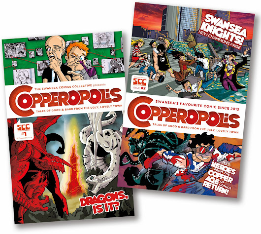 Copperopolis #1 & #2 now available digitally