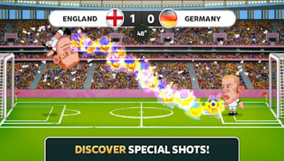 Game Head Soccer Mod Apk For Android