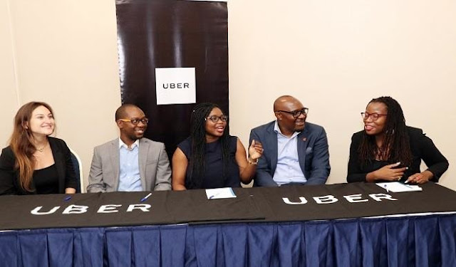 UBER partners with Germaine Auto Centre for drivers maintenance