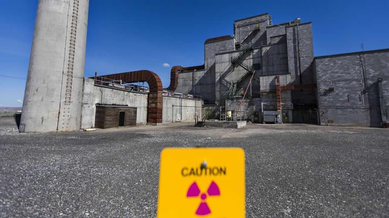 «El sitio más contaminado de América» está en emergencia. Se derrumba almacén de residuos nucleares