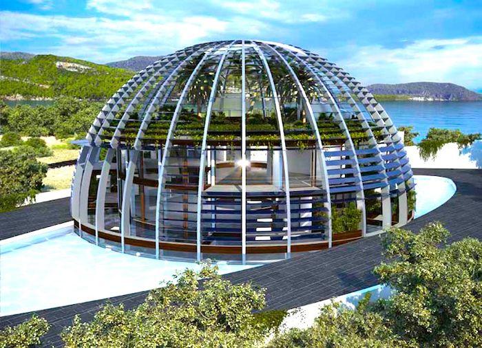 Naomi Campbell's New House Looks Like An Eye ~ Damn Cool ...