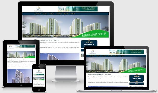 Templates blogspot bất động sản có thể giúp bạn seo tốt hơn