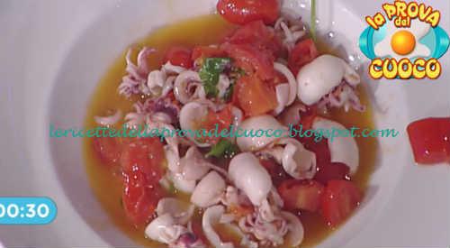 Seppioline alla marinara ricetta Salvatori da Prova del Cuoco