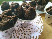 Kue Bolu Kukus Cokelat Mekar Tanpa Mikser