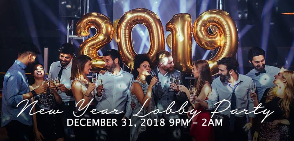 New Year's Eve Party: Countdown to 2019 at Dusit Thani Manila