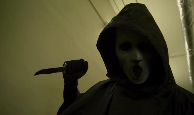 Adelanto de lo que veremos en el especial de Halloween de 'Scream'
