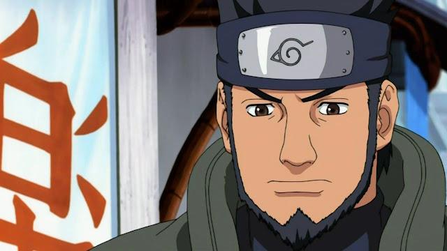 Naruto Karakter - Kumpulan Foto asuma sarutobi dan Faktanya asuma sarutobi