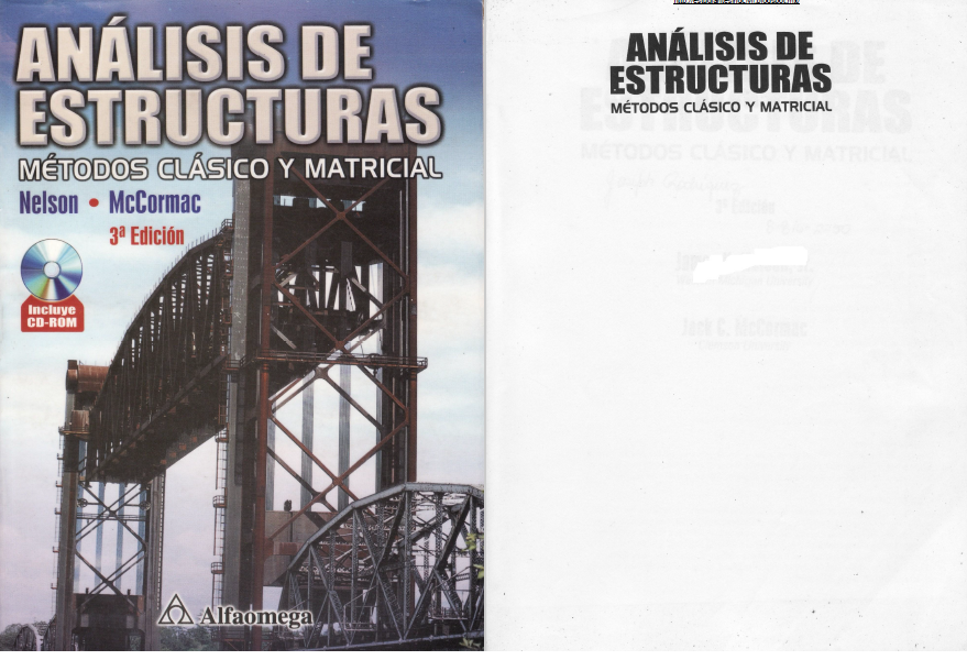 Análisis De Estructuras; Métodos Clásico & Matricial - James K ...