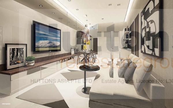183 long haus living room