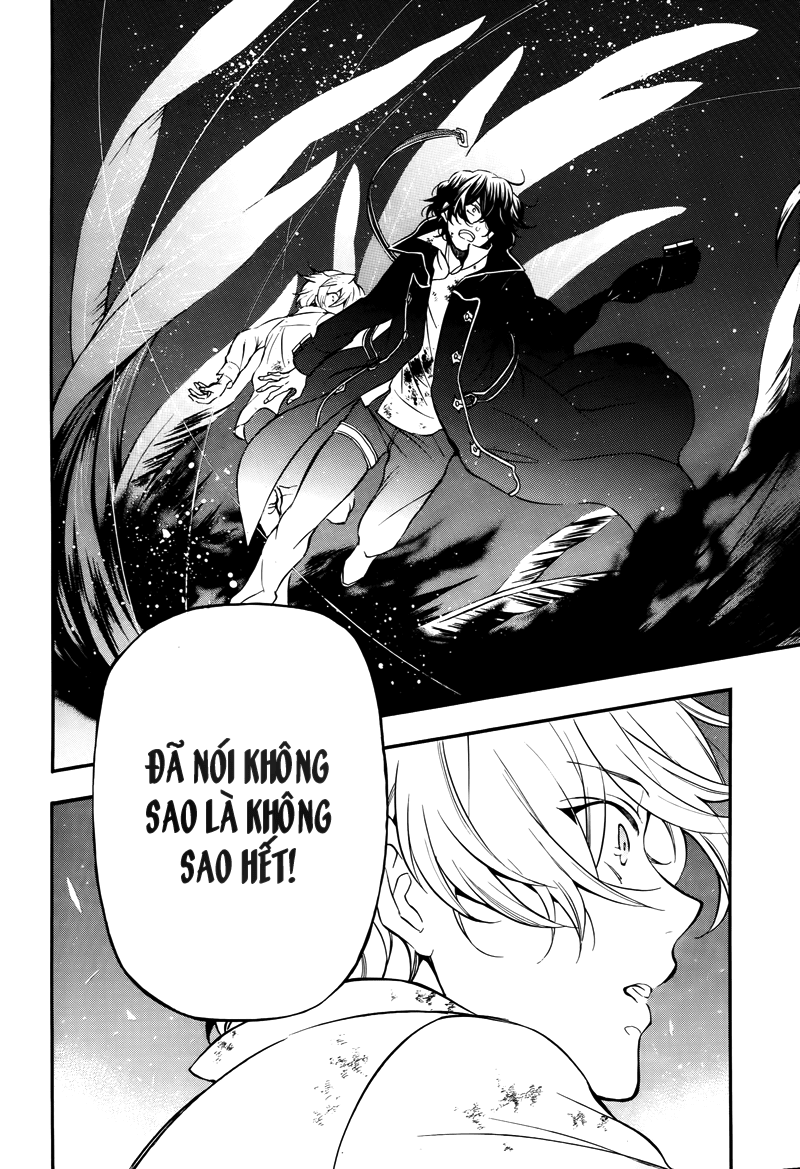 Pandora Hearts chương 079 - retrace: lxxix falling trang 29