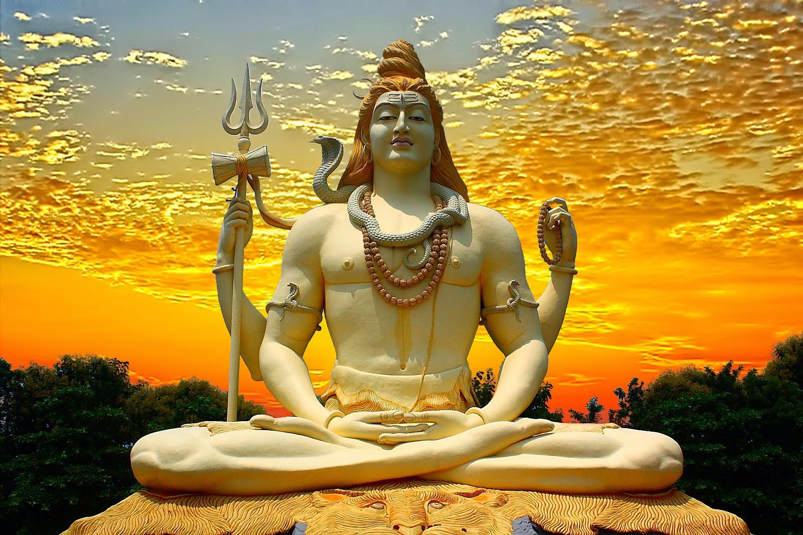 Lord Shiva Hd For Pc Wallpaper