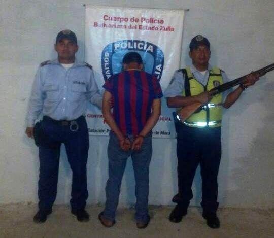 Detenido en el Zulia por haber abusado de una menor de edad