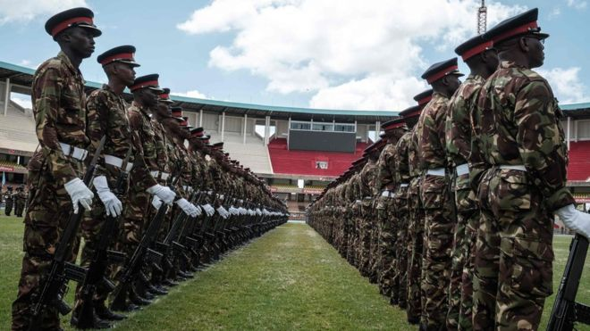 #Kenyaelection: Security tight for Kenyatta inauguration