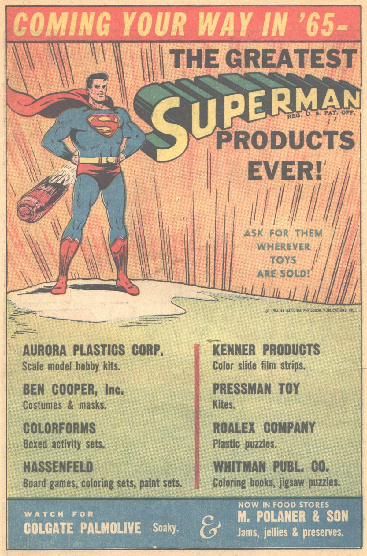 Read online World's Finest Comics comic -  Issue #147 - 14
